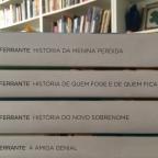 6 temas que fazem dos romances de Elena Ferrante uma síntese do século XX