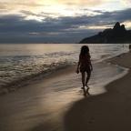 Praia e literatura