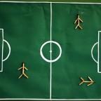 11 livros sobre futebol na Seleção do Lombada