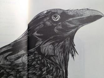 Umas das ilustrações que abrem capítulos