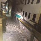 São Paulo entre sombras e luzes